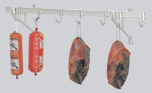 Fleischgehänge aus eloxierten Aluminium (E6 / EV1)
