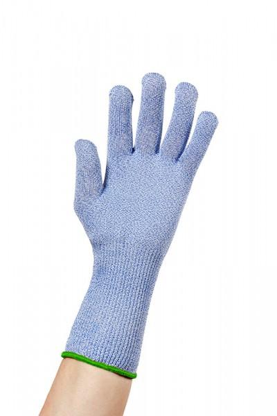 Schnittschutzhandschuh niroflex / Größe 7 - grün - XS