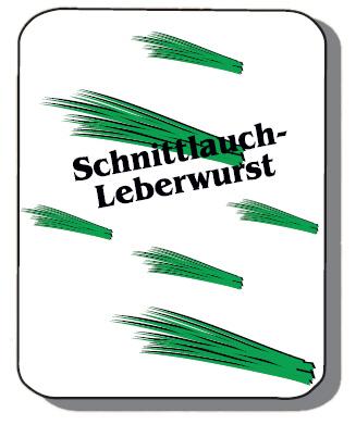 schnittlauchleberwurst