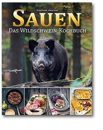 Sauen  -  Das Wildschwein-Kochbuch