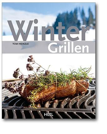 Wintergrillen - 160 Seiten, zahlreiche Farbfotos