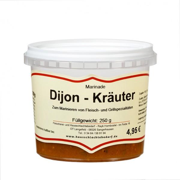 250 g Marinade Dijon-Kräuter