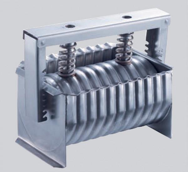 Schinkenkocher aus CNS - Rollform gerillt 4-5 Kg