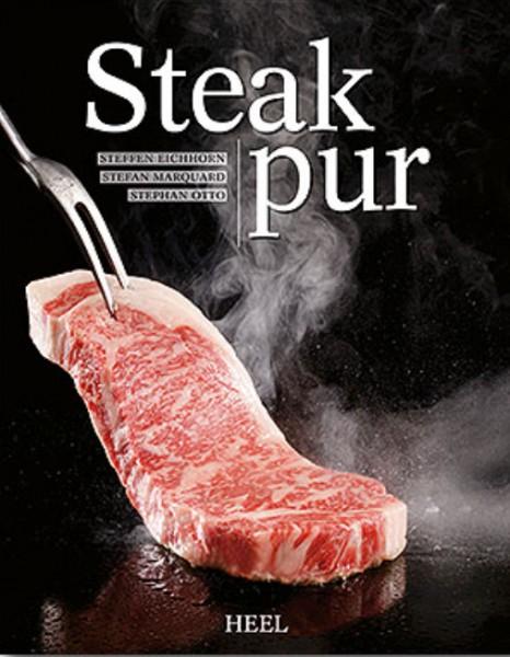 Steak pur - bestes BBC Buch Deutschland 2010