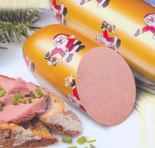 """Multibar """"Weihnachten"""" - Kaliber 55/23 - für Koch- und Brühwurst"""
