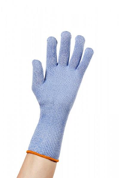 Schnittschutzhandschuh niroflex / Größe 10 - XL - orange