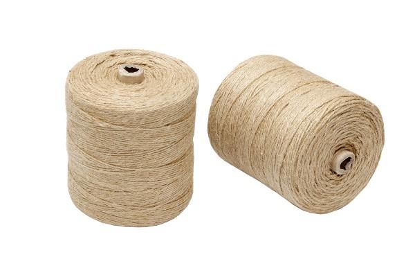 Wurstgarn 500 g / Rolle / natur