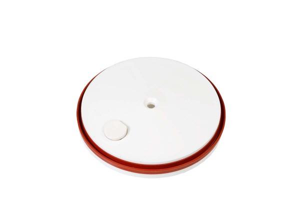 Kolbenplatte für Wurstfüller der Firma Trespade 7 und 10 Liter