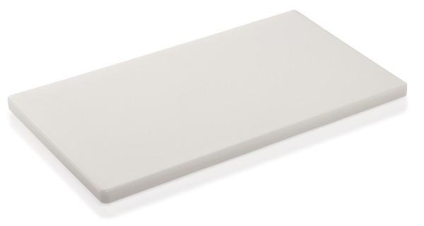 Schneidebrett aus Kunststoff - 60 x 40 x 2 cm in verschiedenen Farben