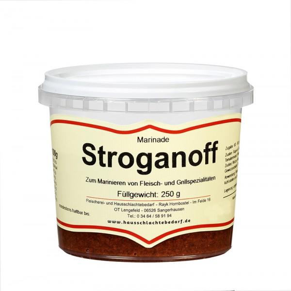 250 g Marinade Stroganoff