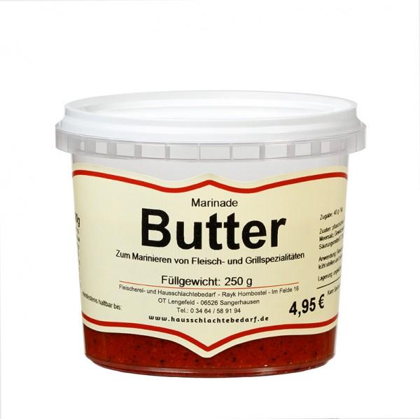 250 g Marinade Butter