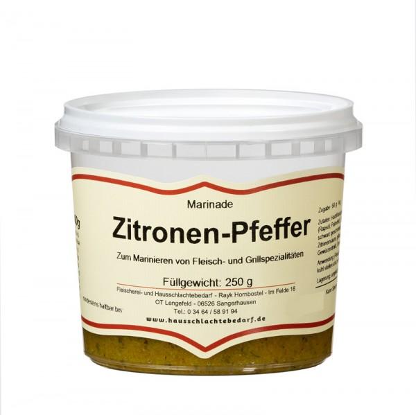 250g Marinade Zitronenpfeffer