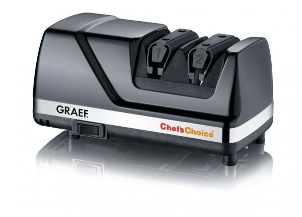 Graef - Messerschärfer CC 115DE schwarz