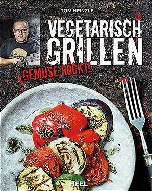 Vegetarisch Grillen - 200 Seiten -  zahlreiche Farbfotos