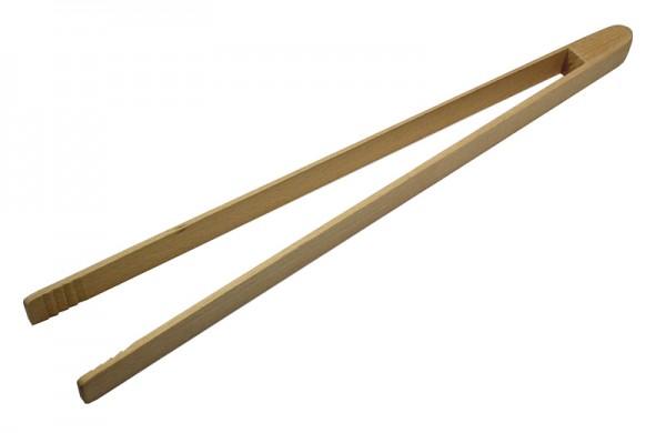 Grill- und Gurkenzange aus Holz - geleimt