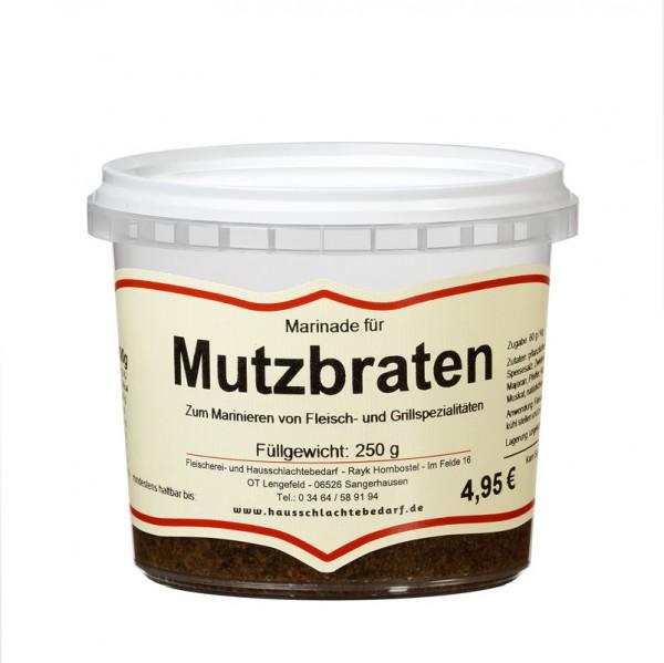 250 g Marinade für Mutzbraten