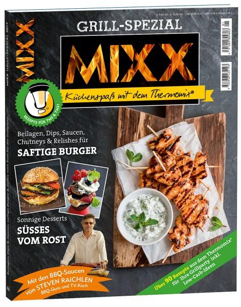MIXX Grill-Spezial - Über 90 Rezepte