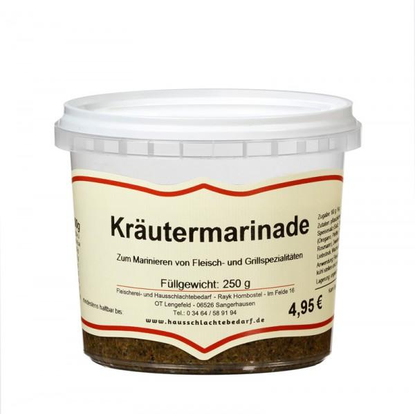 250 g Kräutermarinade für Grill und Pfanne
