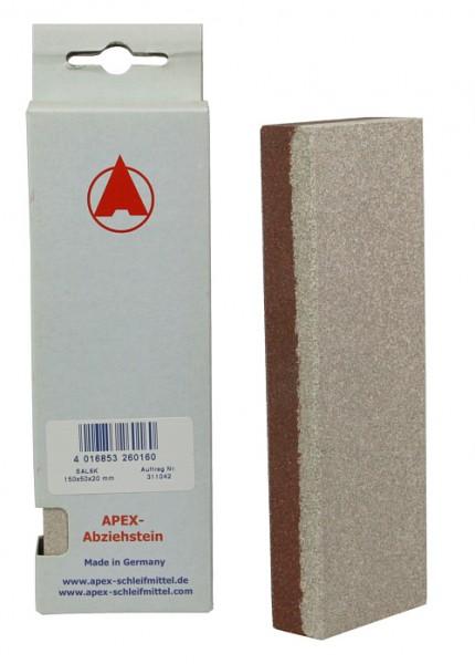 Apex - Kombi - Abziehstein SAL 6 K