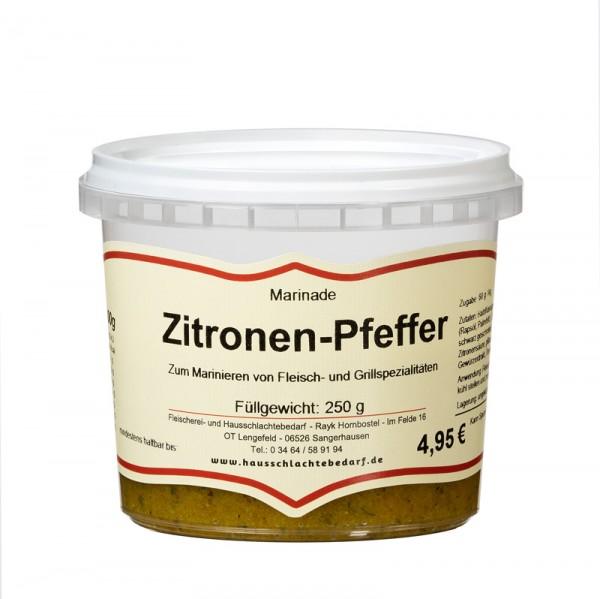 250 g Marinade Zitronen-Pfeffer