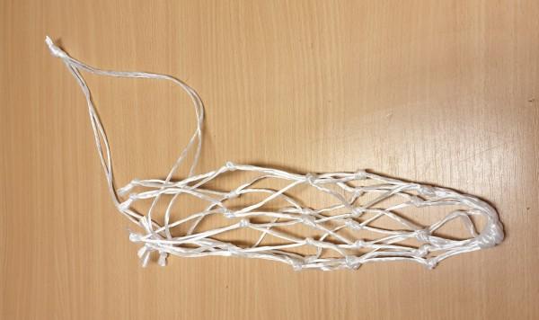 Blasennetz - Wursträuchernetz - Material: Nylon