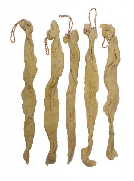 5 Stück Schweinefettenden - ca. 48 cm lang