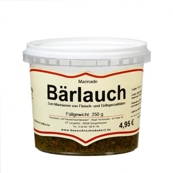 250 g Marinade Bärlauch