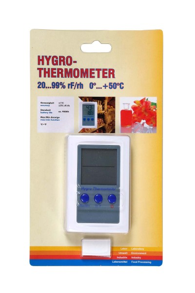 Hygro - Thermometer - Electronic/digital