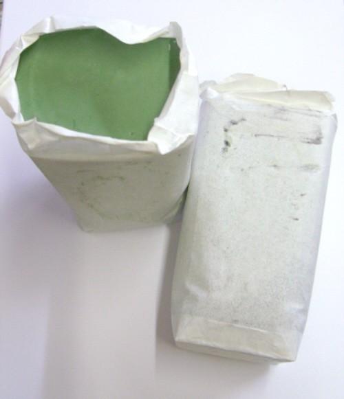 Polierpaste / Abziehpaste - 500 g - grün