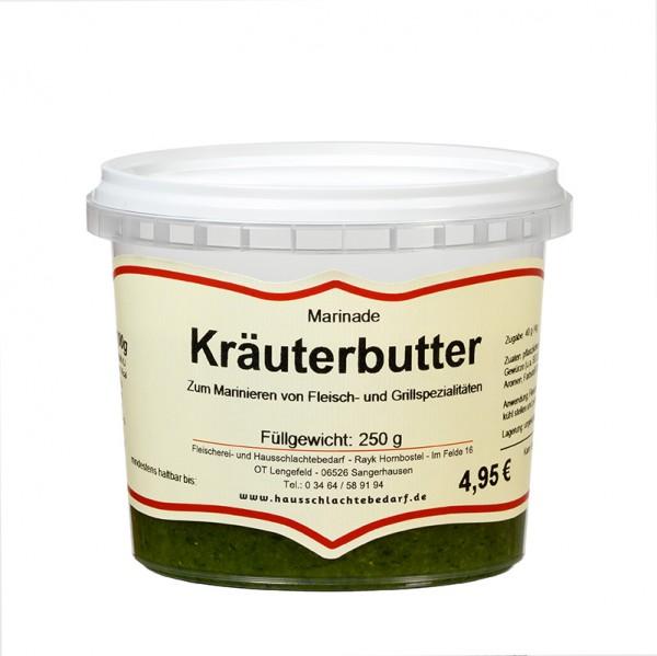 250 g Marinade Kräuterbutter