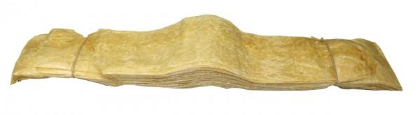 10 Stück geklebter Schweinedarm Kaliber 65/40 - SONDERPOSTEN