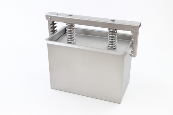 Kochschinkenform aus Edelstahl - rechteckig Kapazität ca. 5-7 kg
