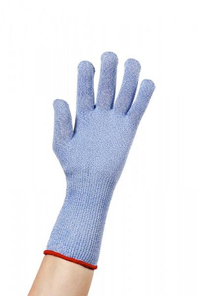 Schnittschutzhandschuh niroflex / Größe 8 - M - rot